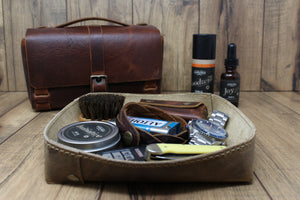 Jackson Stash Bag - Rustic Root