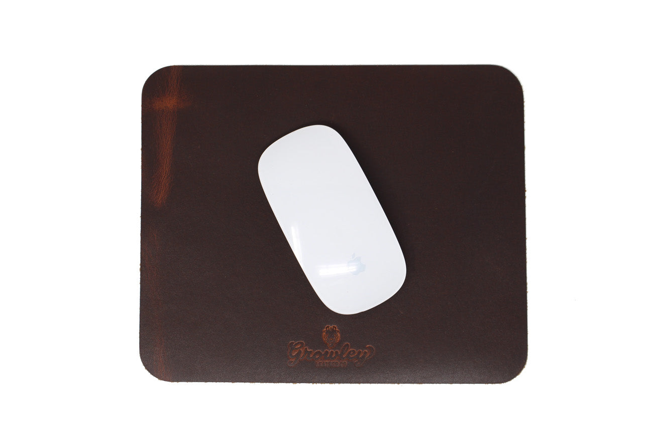 Leather Mouse Pad - Dunbar