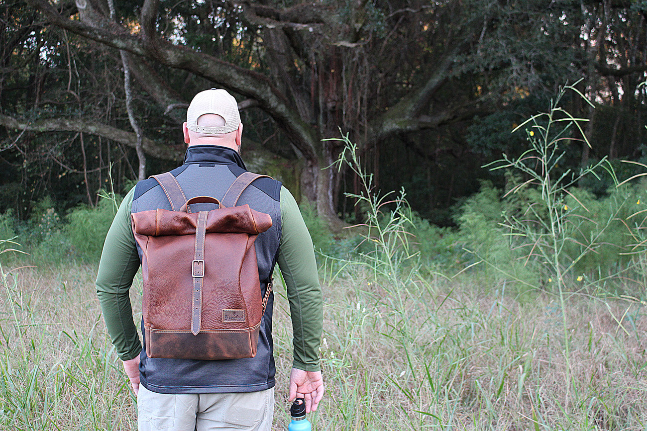 Ranger Roll Top Backpack