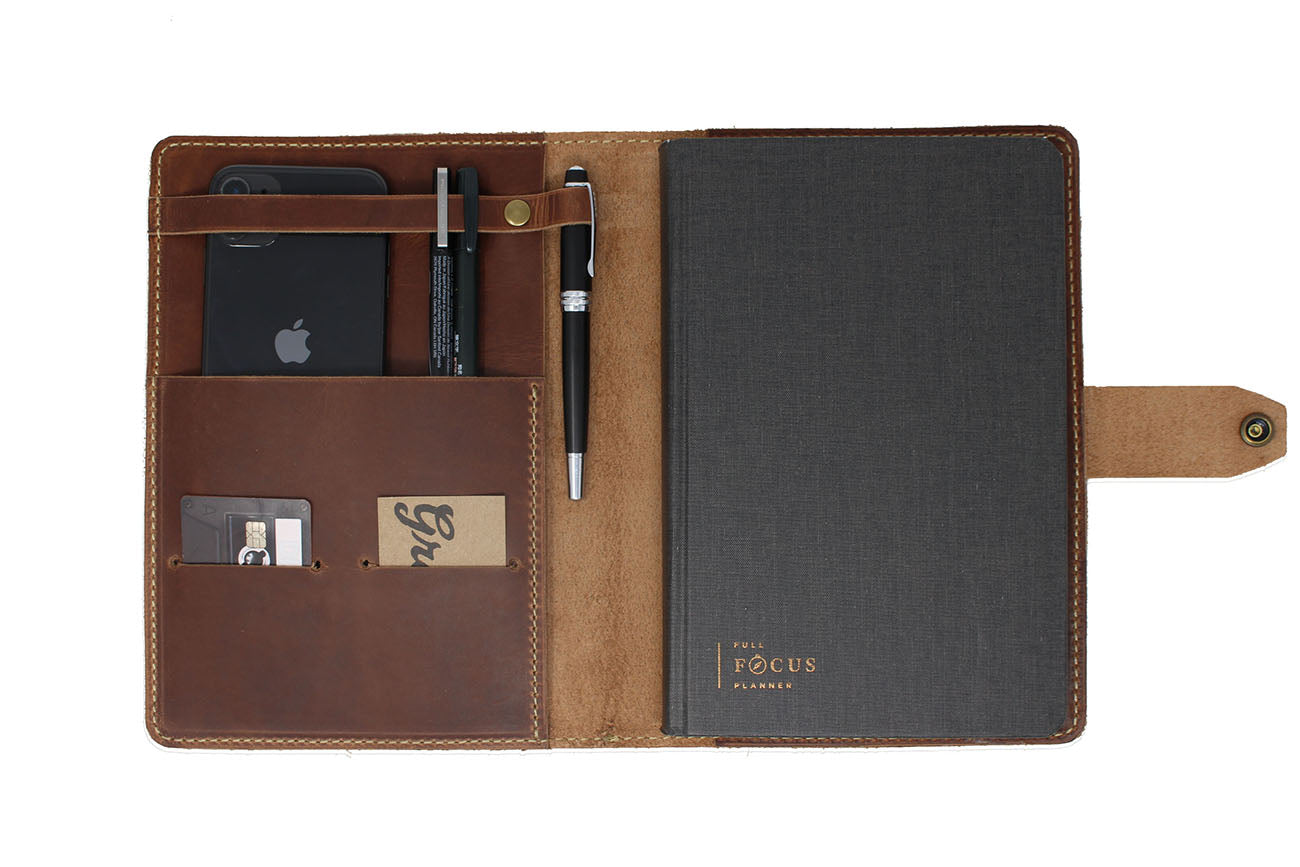 Full Focus Planner Leather Cover