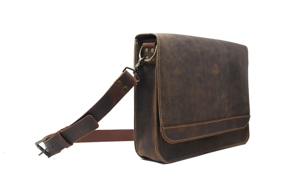 Walker Messenger Bag