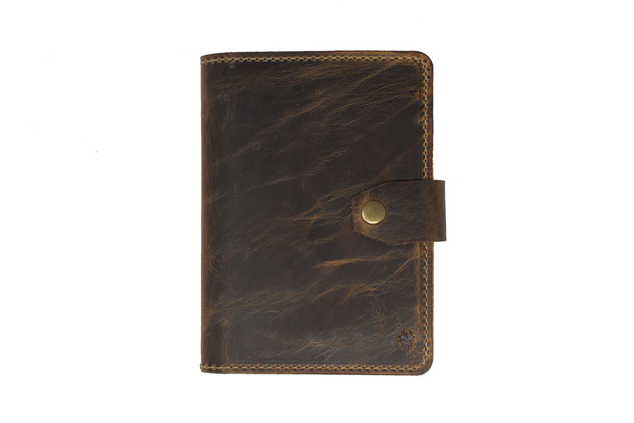 Full Focus POCKET Planner Leather Cover
