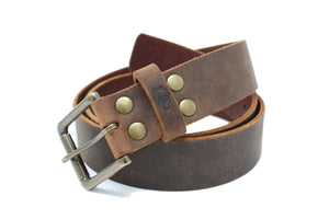 True Blue Buffalo Belt