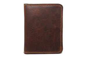 Traveler's Wallet - Sienna Brown