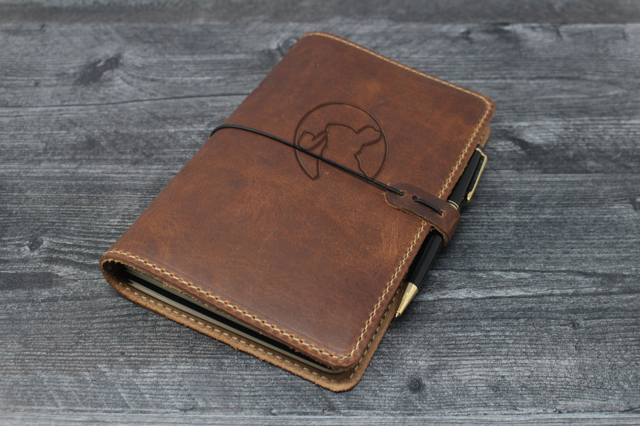 Rabbit Room Twain Traveler's Notebook