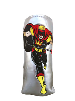 GAUGE DESIGN SUPER HERO SILVER