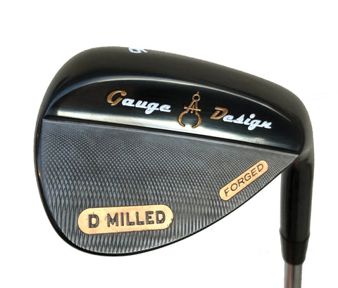 GAUGE DESIGN D-MILLED WEDGE