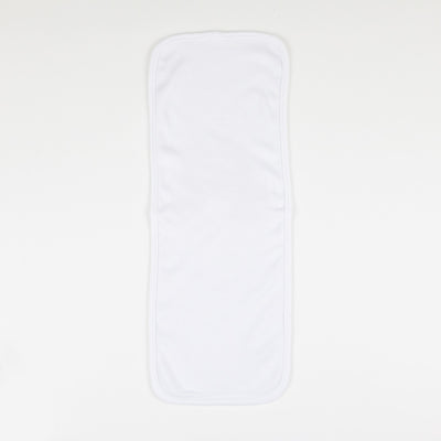 Sublimation Baby Burp Cloth - 3pk