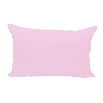 Light Pink Lumbar Pillow Cover DISCONTINUED - 1pk