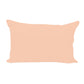 Peach Lumbar Pillow Cover DISCONTINUED - 1pk