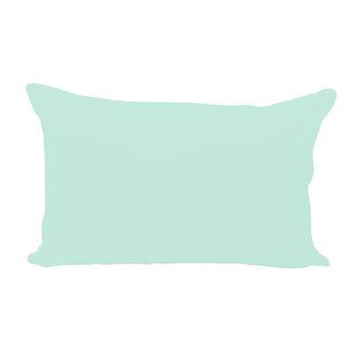 Seafoam Lumbar Pillow Cover DISCONTINUED - 1pk