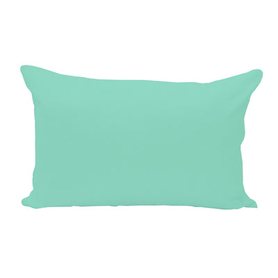 Teal Lumbar Pillow Cover - 3pk