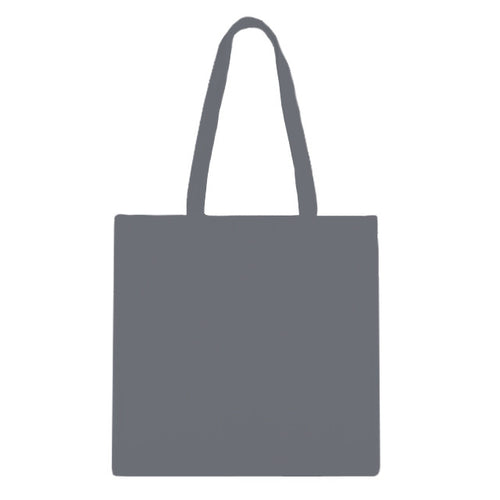 Gray Zip Tote Bag - 3pk