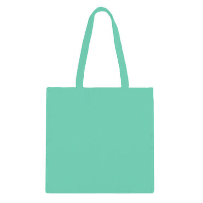 Teal Zip Tote Bag - 3pk