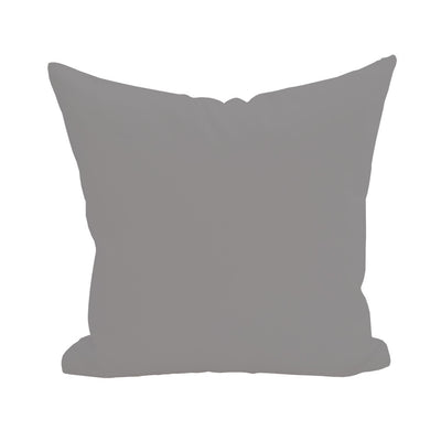 Gray Pillow Cover DISCONTINUED SIZES - 1pk