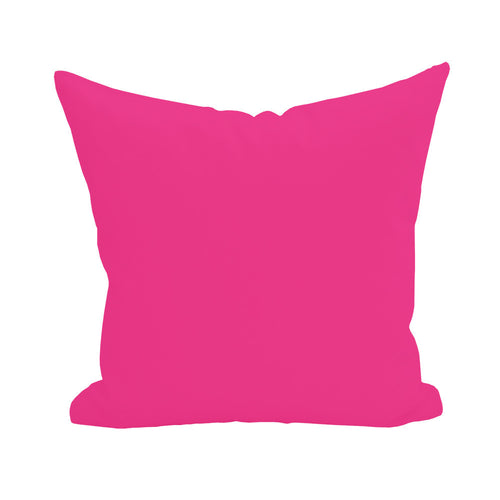 Hot Pink Pillow Cover - 3pk