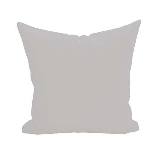 Light Gray Pillow Cover DISCONTINUED - 1pk
