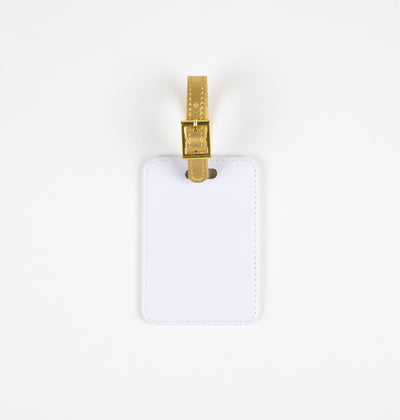 Gold Strap for Luggage Tag - 3pk