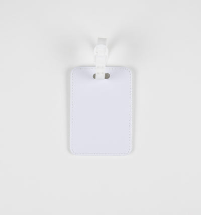 Sublimation Luggage Tag - 3pk