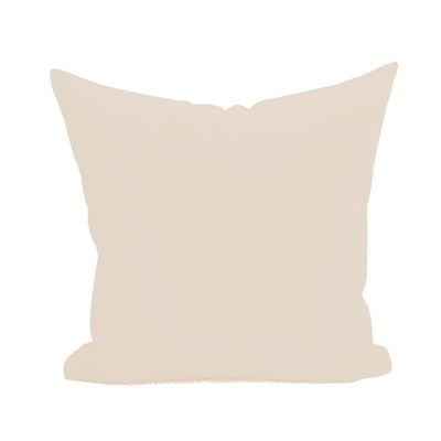 Natural Pillow Cover DISCONTINUED SIZES - 1pk