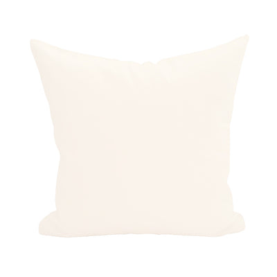 Off White Pillow Cover DISCONTINUED - 1pk