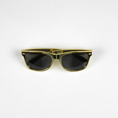 Sunglasses Gold - 3pk