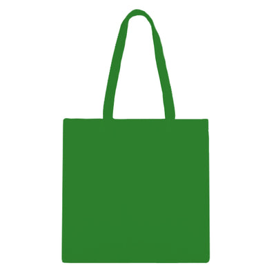 Kelly Green Zip Tote Bag - 3pk