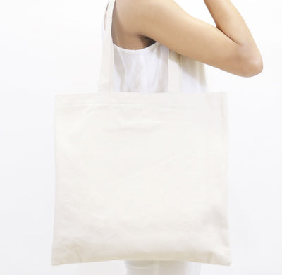 Natural Tote Bag - 3pk