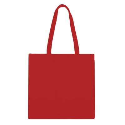 Red Zip Tote Bag - 3pk