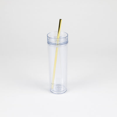 Gold Straw for 16oz Tumbler