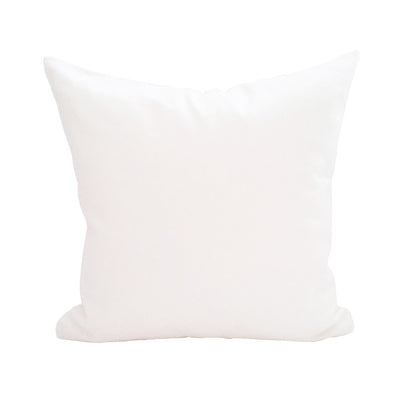 White Pillow Cover DISCONTINUED SIZES - 1pk