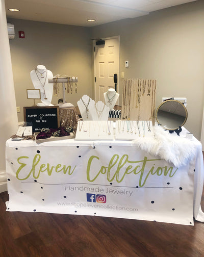 Trunk Show at Phi Mu Mississippi State