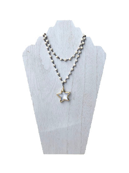 Seeing Stars - Double Layer Choker