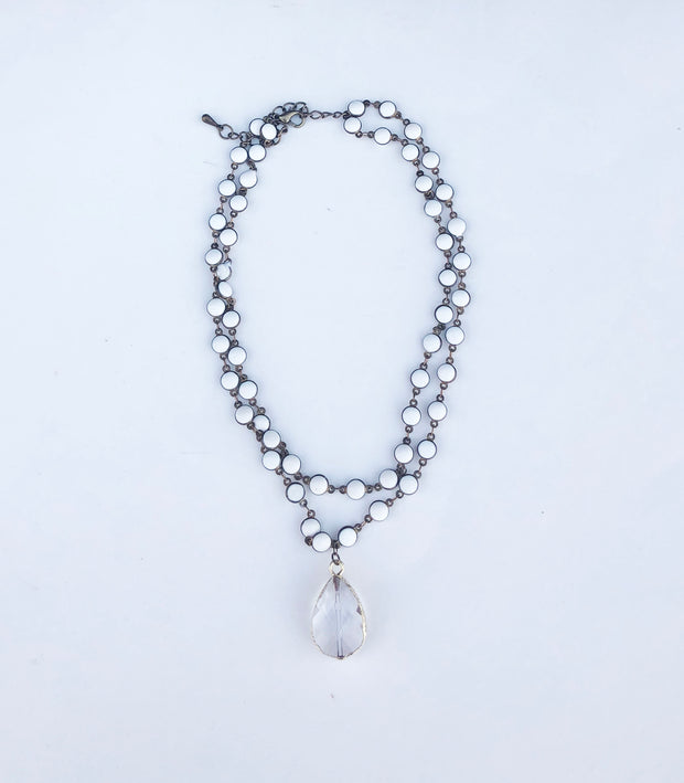 Layered Crystal Choker