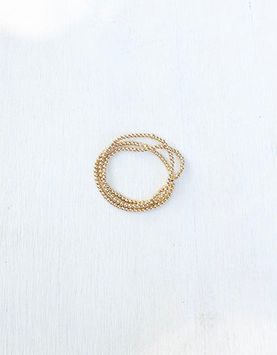 Essentials Beaded Bracelet - 3mm
