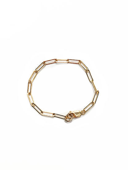 gold chain bracelet - jewelry like gorjana - best gold chain brands