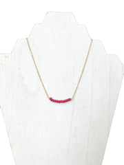 Team Spirit Necklace - Multiple Colors