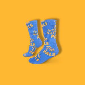 Custom Socks - PinPals LTD