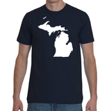 Michigan T-Shirt - Unisex - American Apparel