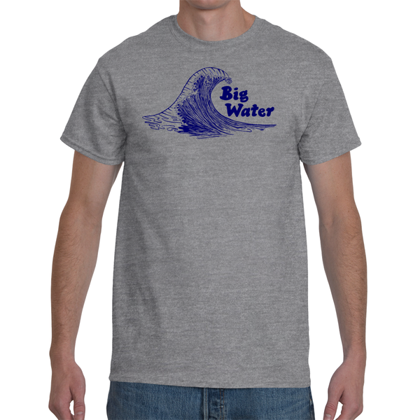 Big Water Original Wave T-Shirt - Unisex
