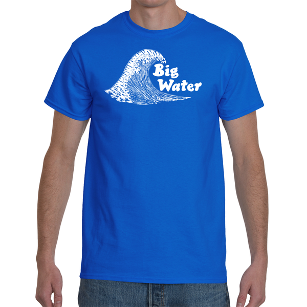 Big Water Wave T-Shirt - Unisex