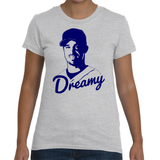 Women's Dreamy Brad Ausmus T-Shirt - American Apparel