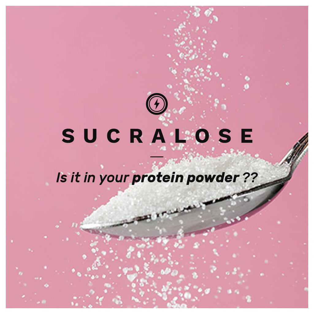 The Truth About Sucralose