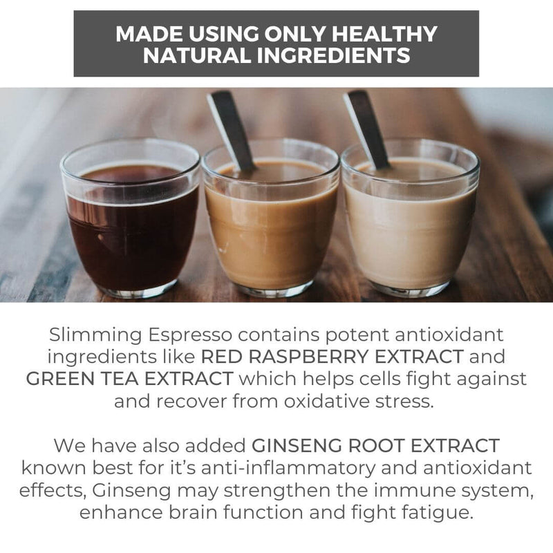 Slimming Espresso for Weight Loss - Unique Muscle