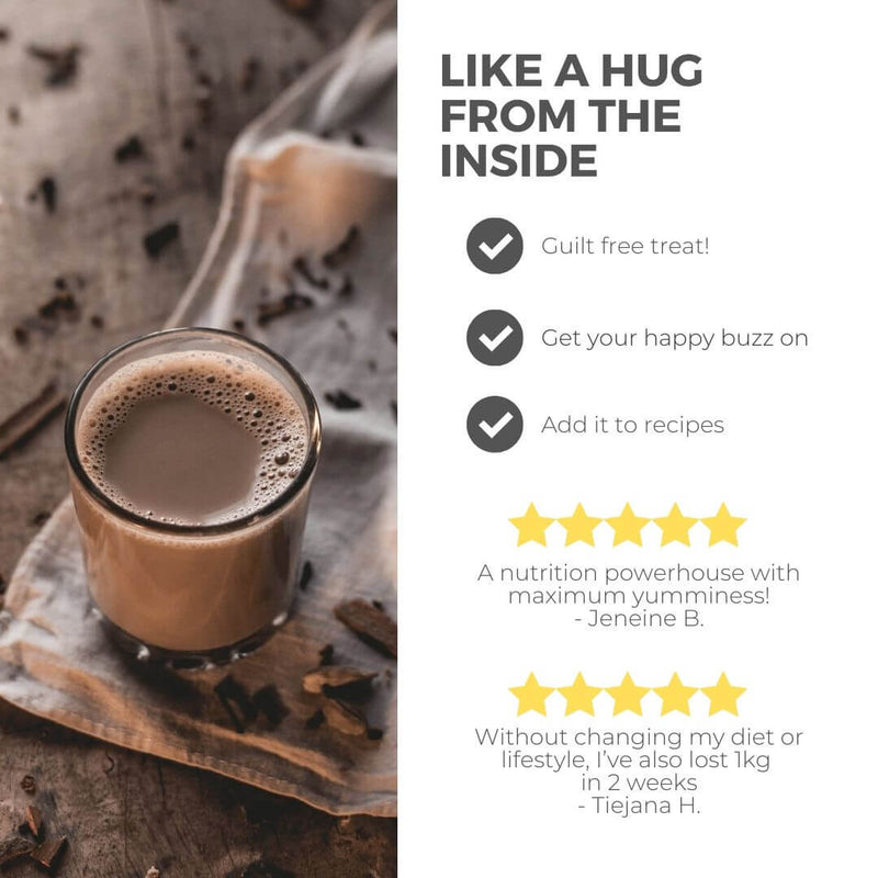 Slimming Hot Chocolate - Unique Muscle
