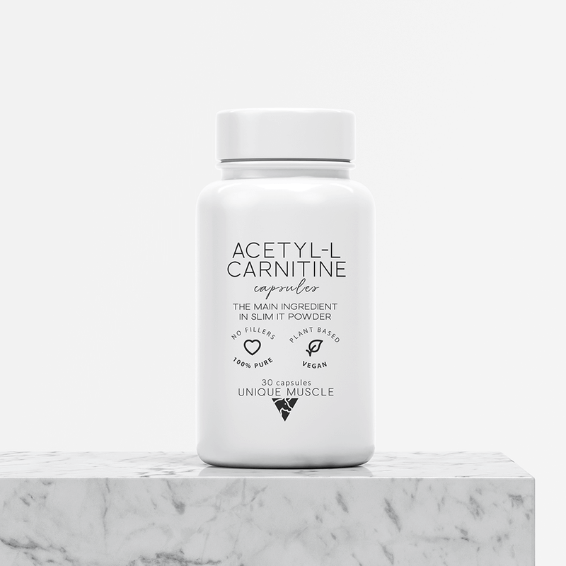 ALC Capsules, 30 Day and 60 Days Capsules - Unique Muscle