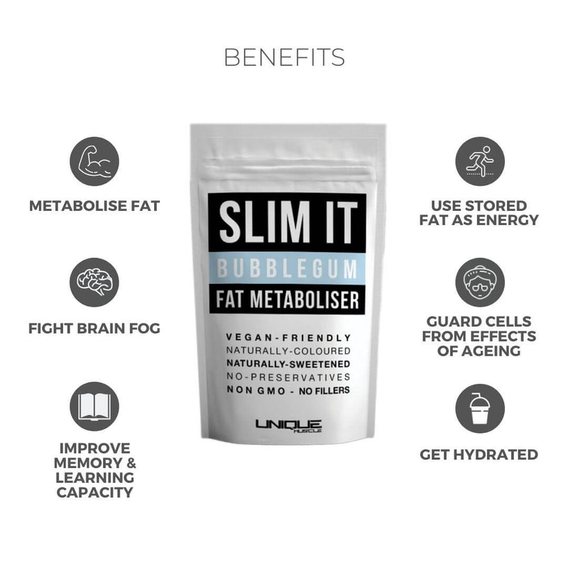 SLIM IT - Fat Metaboliser - Unique Muscle