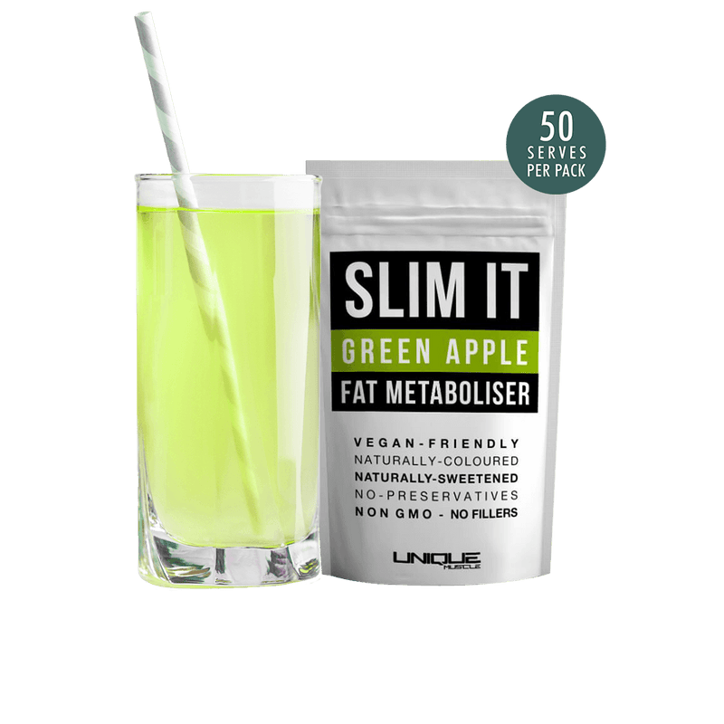 SLIM-IT-Green-Apple-Fat-Metaboliser-Weight-Loss-Unique-Muscle