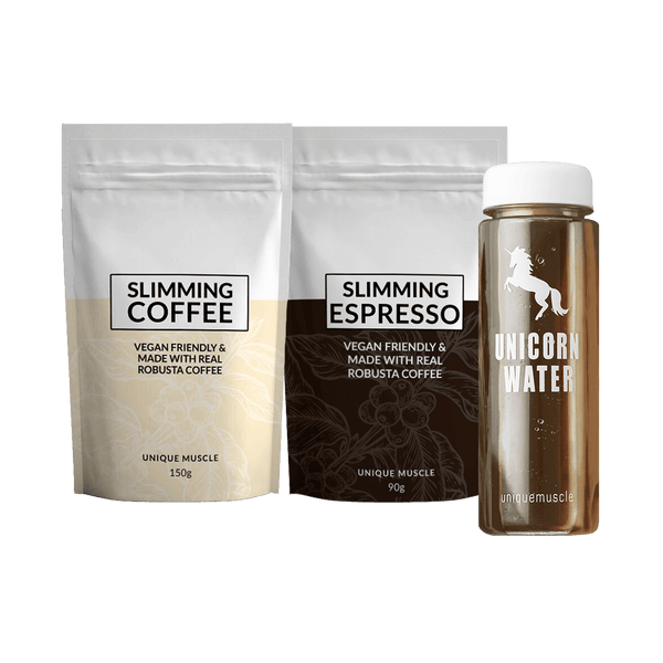 Unicorn-Water-Slimming-Espresso-Coffee-Flavour-Pack-Weight-Loss-Drinks-Unique-Muscle