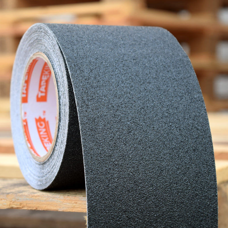 Friction, Tape King Anti Slip Traction Tape Best Grip 4 Inch x 30 Foot